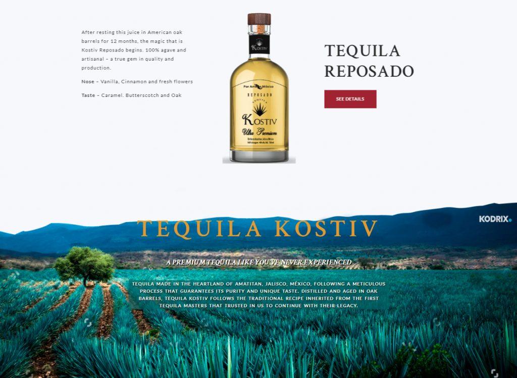 Tequila made in the heartland of Amatitán, Jalisco, México